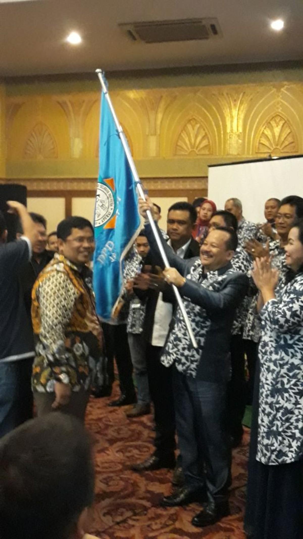 Rd. Gunawan Sumadikara Terpilih Sebagai Ketua DPD APERSI Jawa Barat